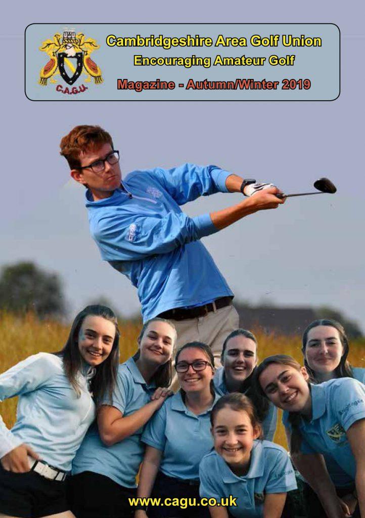 Cambridgeshire Golf Union - Autumn/Winter 2019