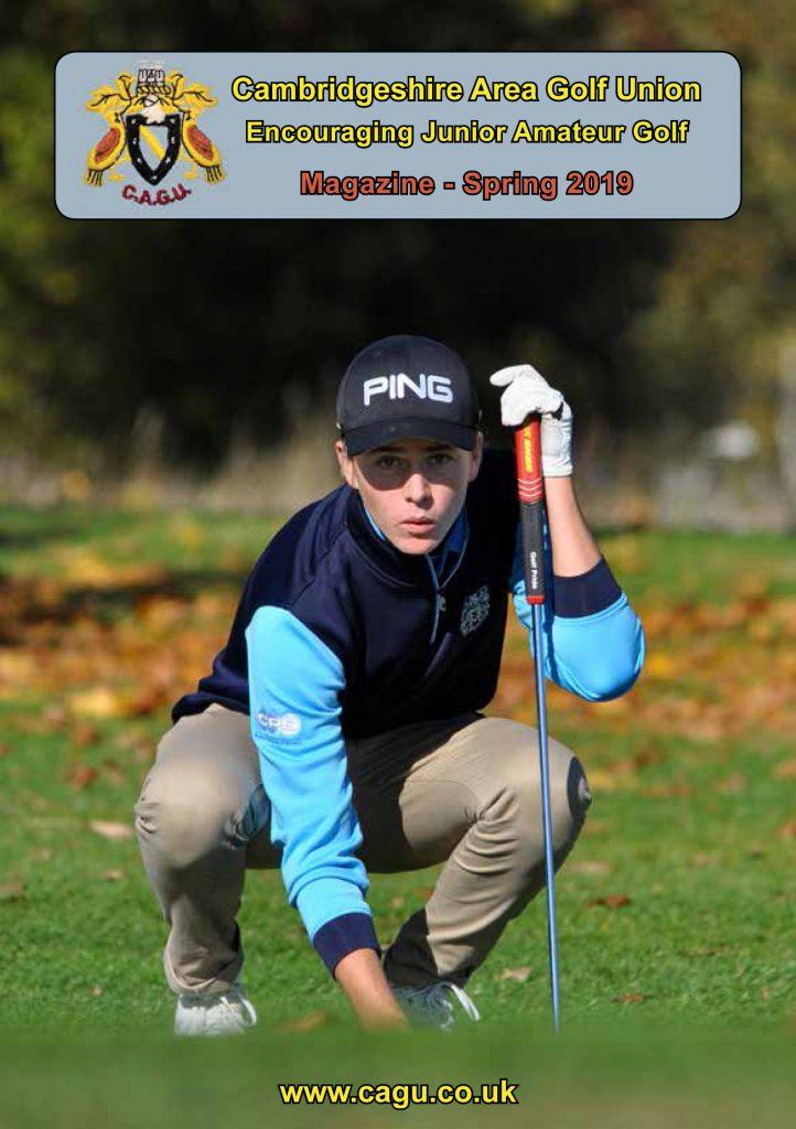 Cambridgeshire Golf Union - Spring 2019