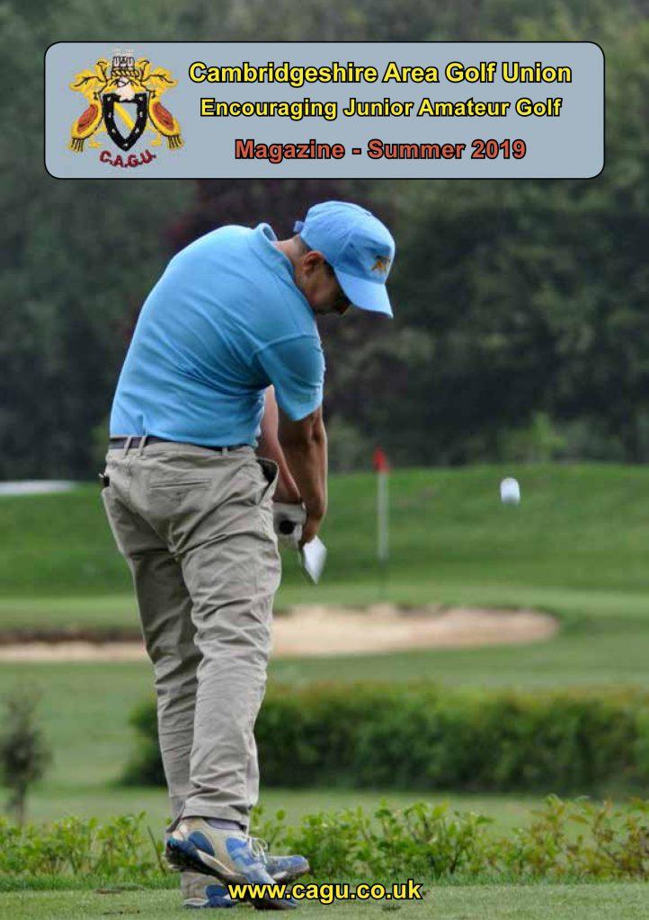 Cambridgeshire Golf Union - Summer 2019