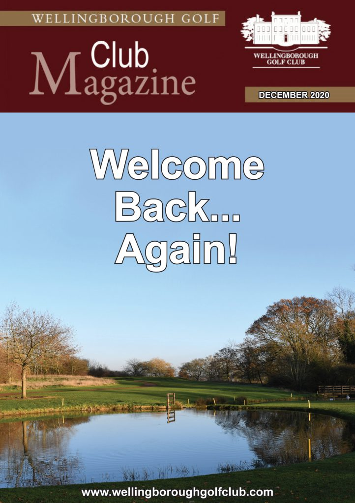 Wellingborough Golf Club - December 2020