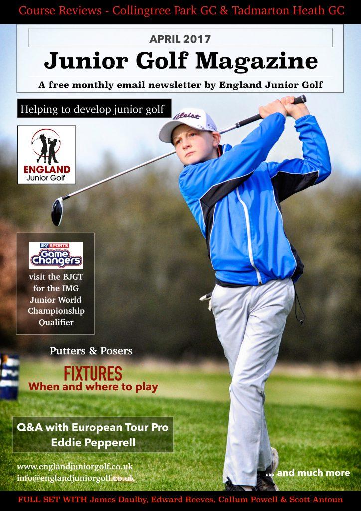 England Junior Golf - 2017