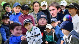 Golf Action - Juniors