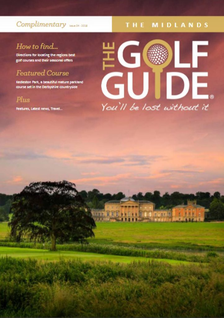 The Golf Guide - Midlands 2018