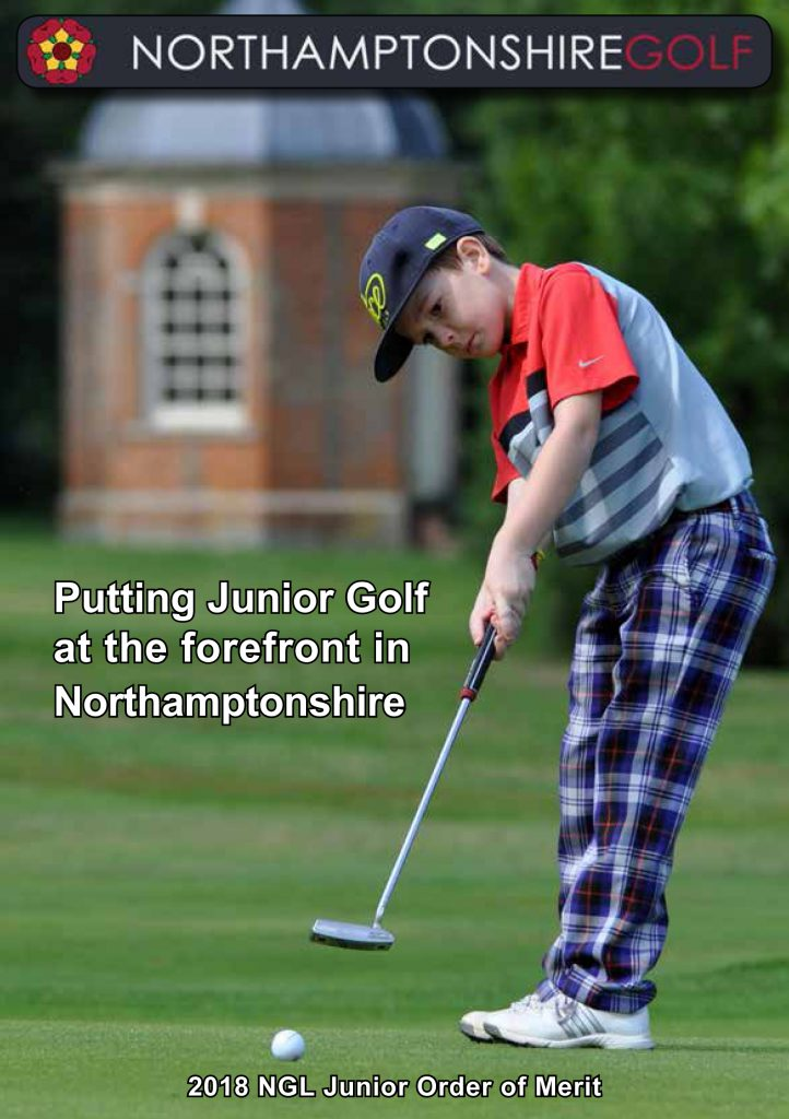 Northamptonshire Golf Ltd- 2018 Junior Final
