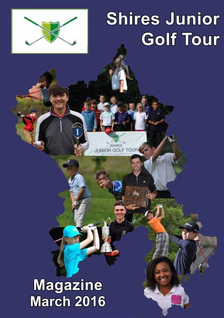 Shires Junior Golf Tour - 2016