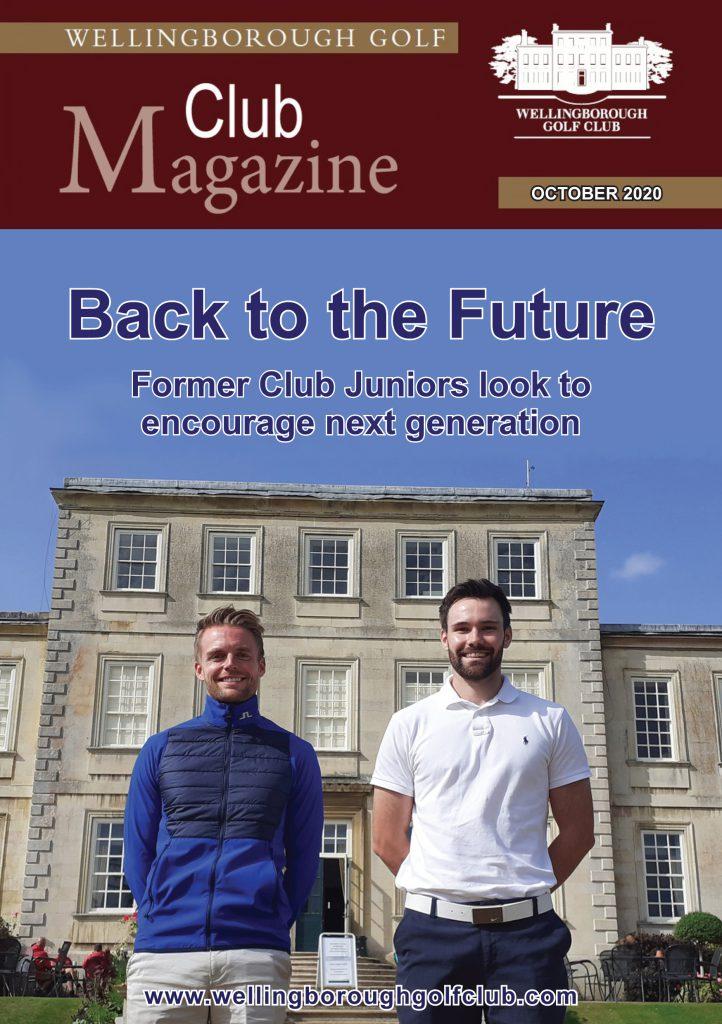 Wellingborough Golf Club - October 2020