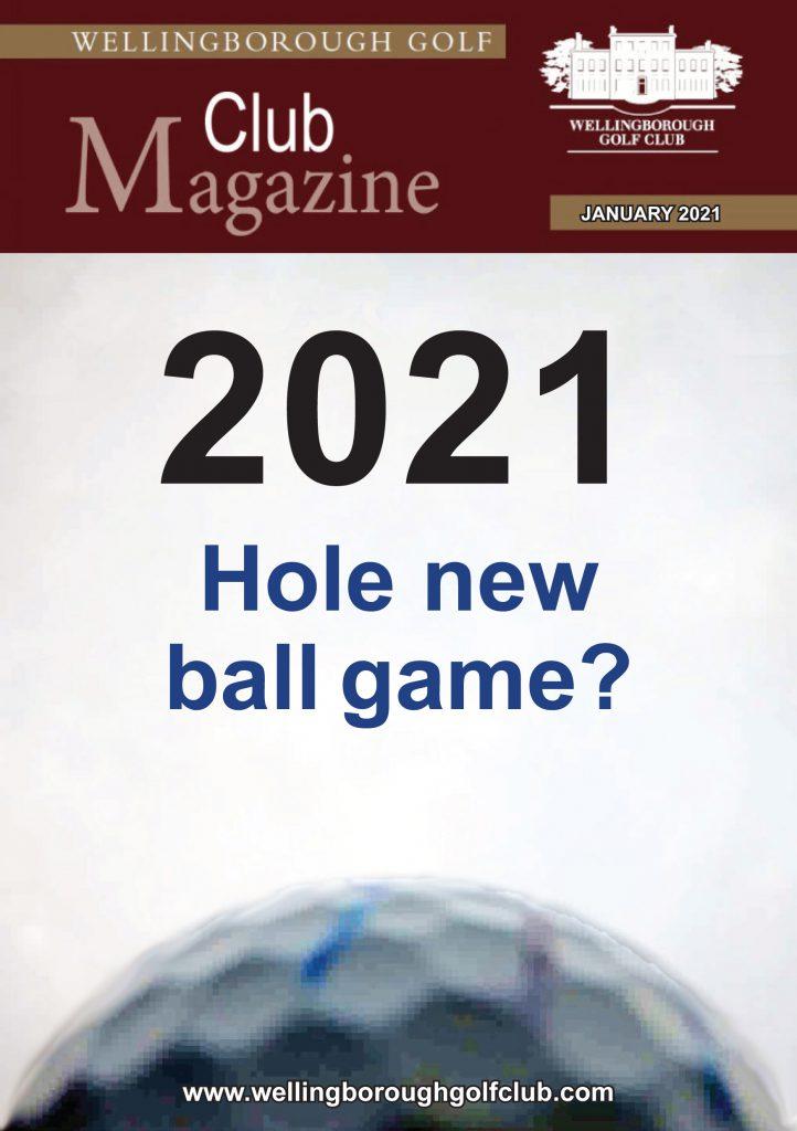 Wellingborough Golf Club - January 2021