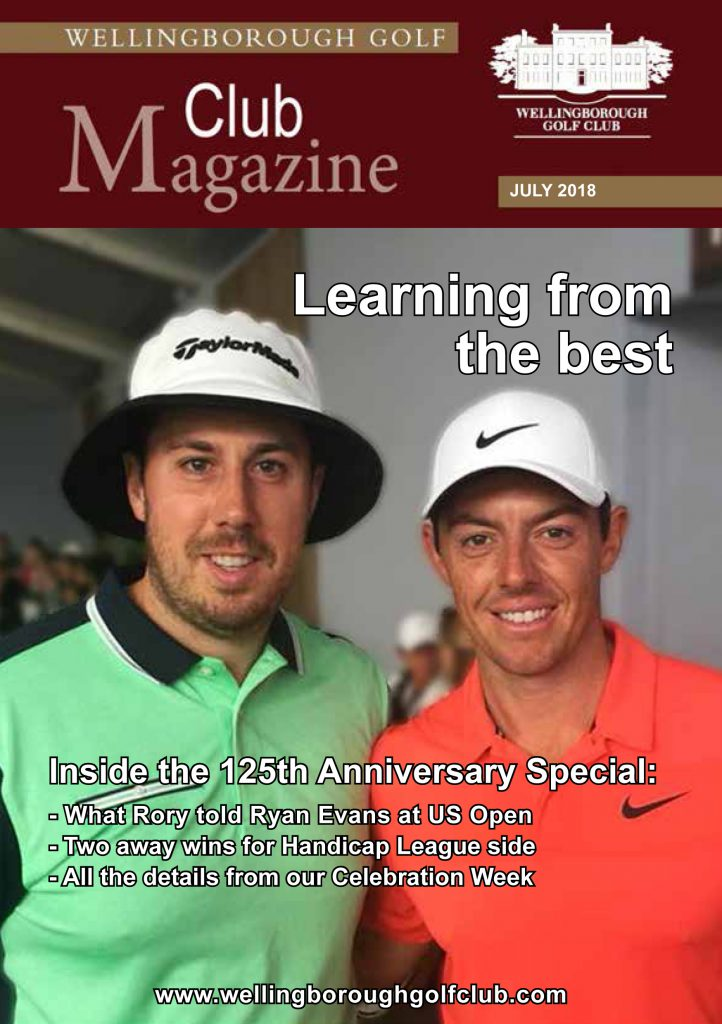 Wellingborough Golf Club - July 2018