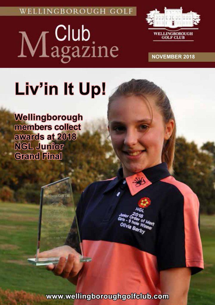 Wellingborough Golf Club - November 2018