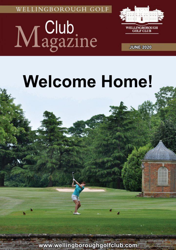 Wellingborough Golf Club - June 2020