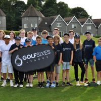 Overstone Junior Golf Sixes